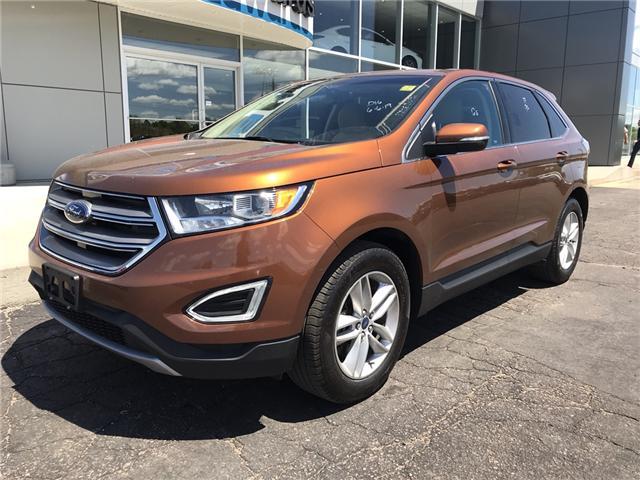 2017 Ford Edge SEL (Stk: 21841) in Pembroke - Image 2 of 6