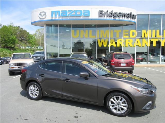 2014 Mazda Mazda3 GS-SKY (Stk: ) in Hebbville - Image 1 of 15