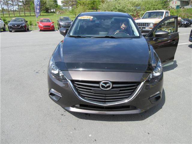 2014 Mazda Mazda3 GS-SKY (Stk: ) in Hebbville - Image 3 of 15