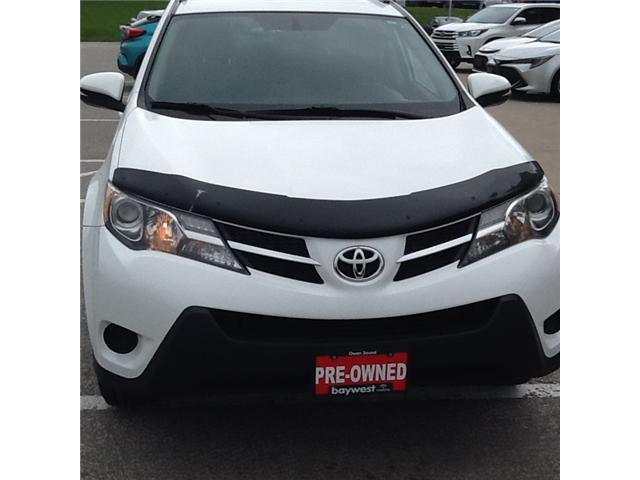 2014 Toyota RAV4 LE (Stk: ) in Owen Sound - Image 1 of 3