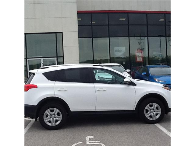 2014 Toyota RAV4 LE (Stk: ) in Owen Sound - Image 2 of 3