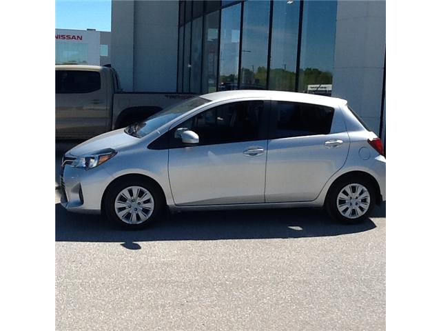 2017 Toyota Yaris LE (Stk: p19056) in Owen Sound - Image 3 of 4