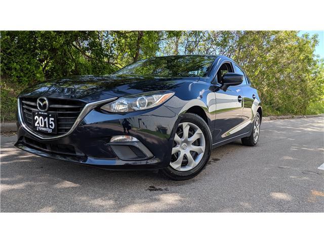 2015 Mazda Mazda3 GX (Stk: ) in Mississauga - Image 1 of 29