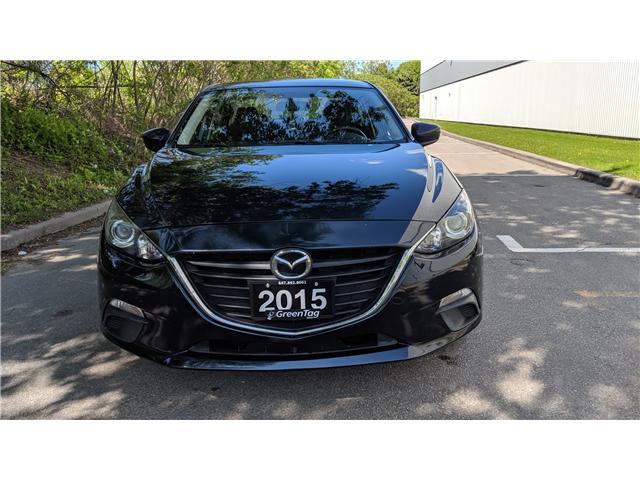 2015 Mazda Mazda3 GX (Stk: ) in Mississauga - Image 9 of 29