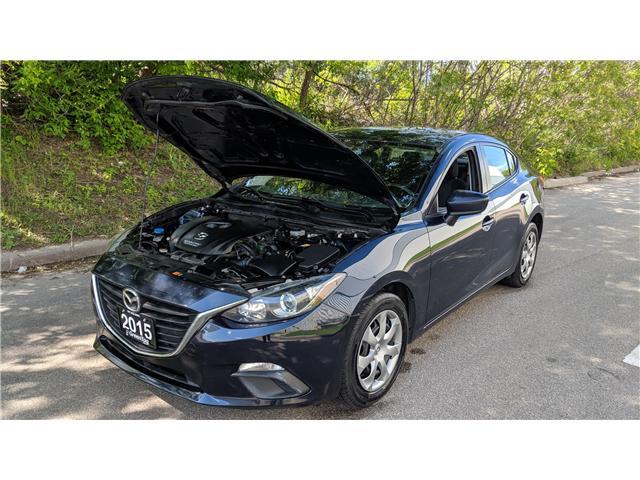 2015 Mazda Mazda3 GX (Stk: ) in Mississauga - Image 24 of 29