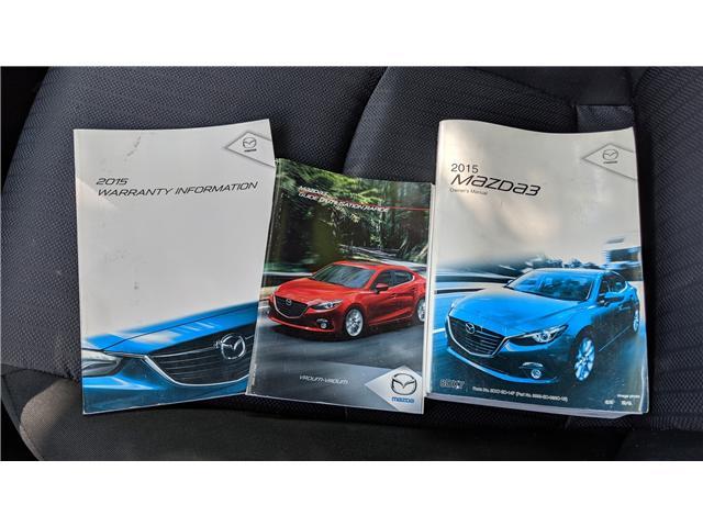 2015 Mazda Mazda3 GX (Stk: ) in Mississauga - Image 29 of 29
