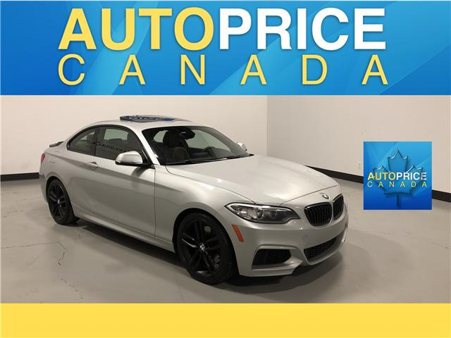 2014 BMW 228i  (Stk: W0384) in Mississauga - Image 1 of 24