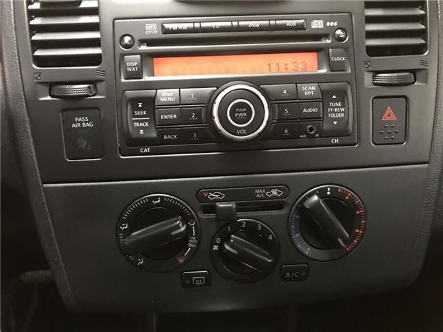 2010 Nissan Versa 1.8SL (Stk: S19442A) in Newmarket - Image 18 of 22