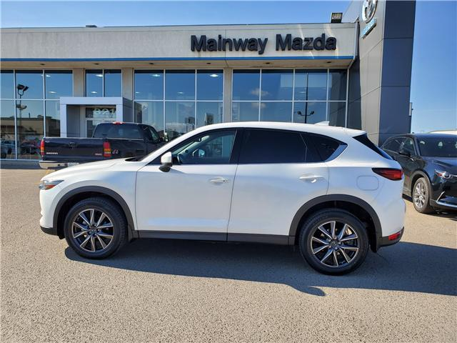 2017 Mazda CX-5 GT (Stk: M19223A) in Saskatoon - Image 1 of 27