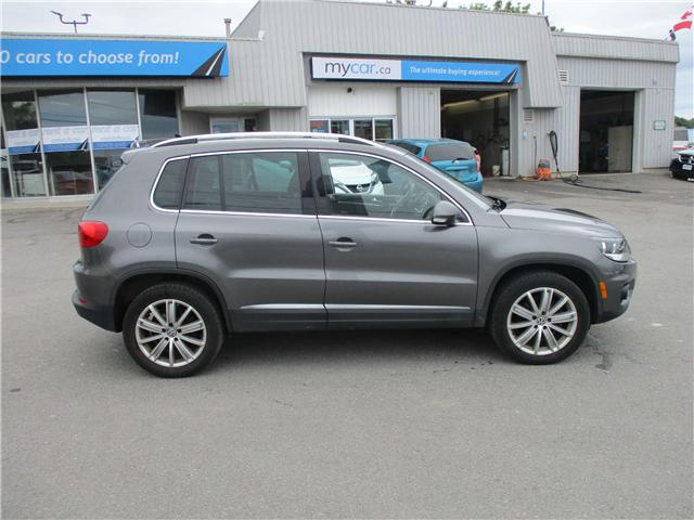 2014 Volkswagen Tiguan Comfortline (Stk: 190707) in Kingston - Image 2 of 13