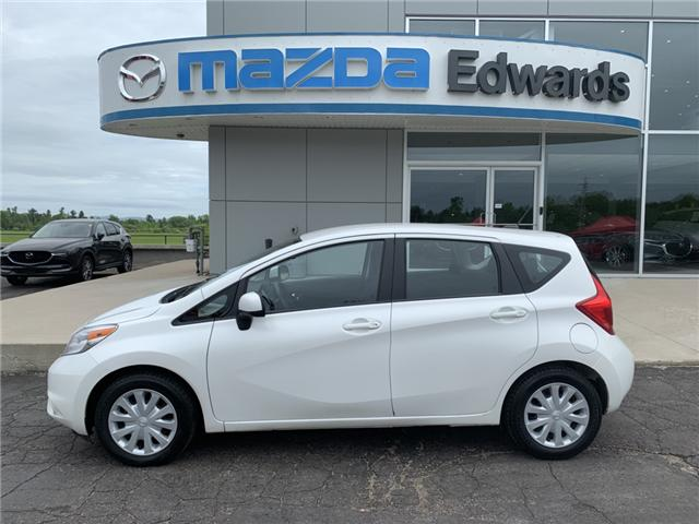2014 Nissan Versa Note 1.6 S (Stk: 21833) in Pembroke - Image 1 of 10