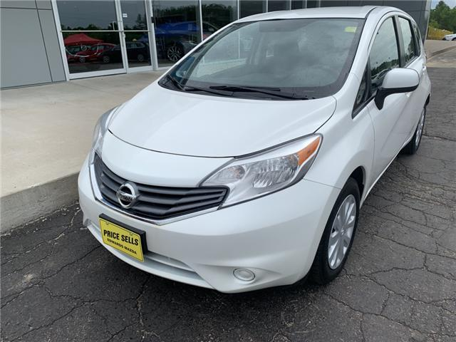 2014 Nissan Versa Note 1.6 S (Stk: 21833) in Pembroke - Image 2 of 10