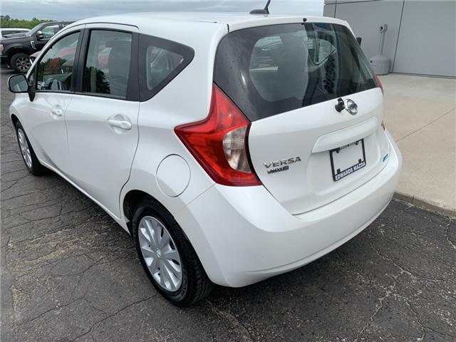 2014 Nissan Versa Note 1.6 S (Stk: 21833) in Pembroke - Image 3 of 10