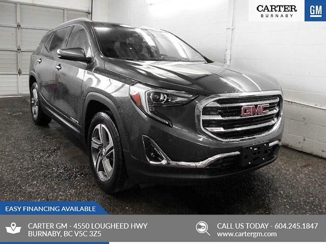 2019 GMC Terrain SLT Diesel (Stk: 79-24350) in Burnaby - Image 1 of 12
