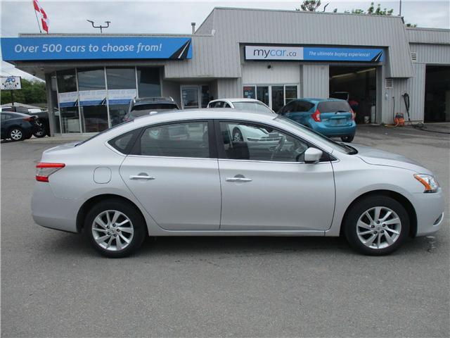 2015 Nissan Sentra 1.8 SV (Stk: 190777) in Kingston - Image 2 of 13