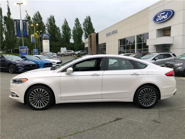 2017 Ford Fusion SE (Stk: RP18142) in Vancouver - Image 2 of 24