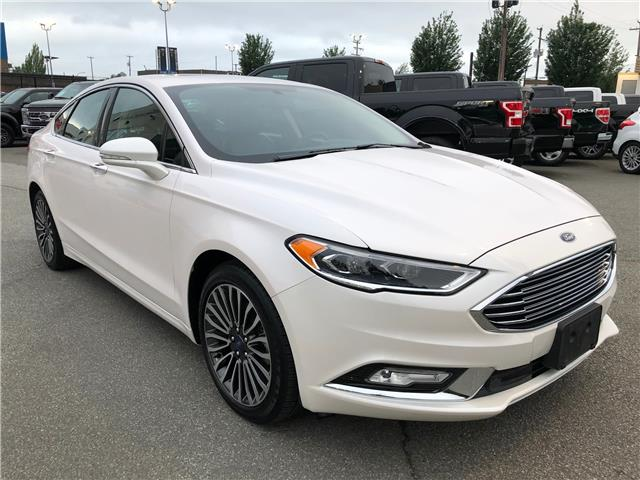 2017 Ford Fusion SE for sale in Vancouver - Brown Bros Lincoln