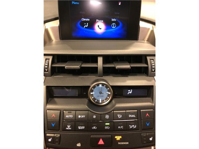 2017 Lexus NX 200t Base (Stk: H0388) in Mississauga - Image 17 of 27