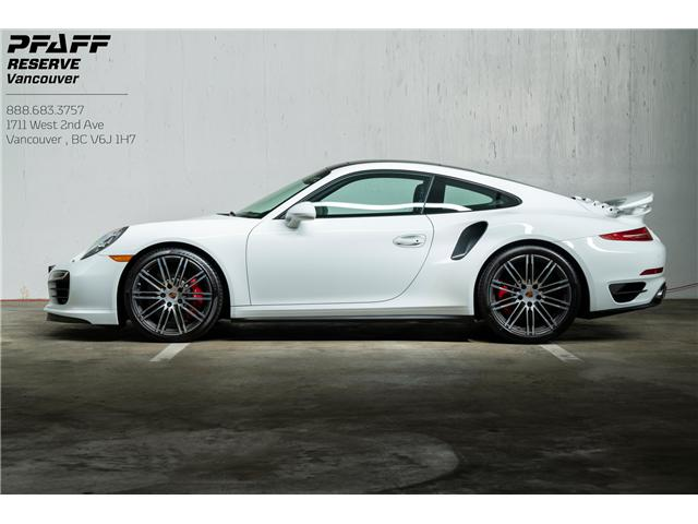 2014 Porsche 911 Turbo (Stk: AT0014A) in Vancouver - Image 2 of 27