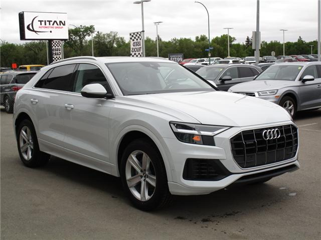 2019 Audi Q8 55 Progressiv (Stk: 190322) in Regina - Image 6 of 34