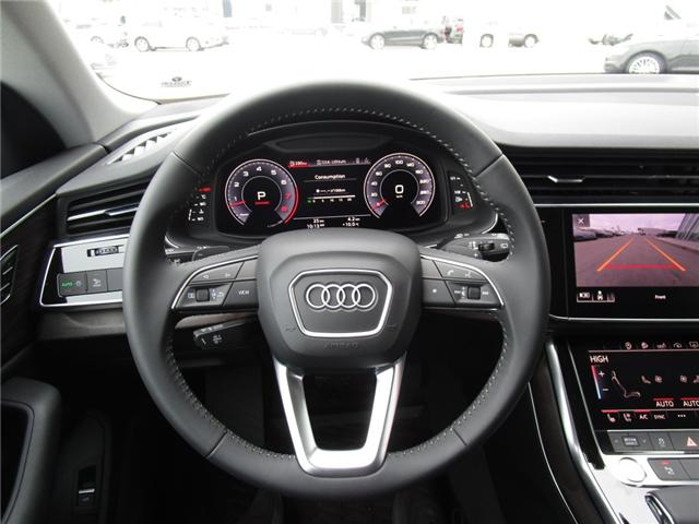 2019 Audi Q8 55 Progressiv (Stk: 190322) in Regina - Image 17 of 34