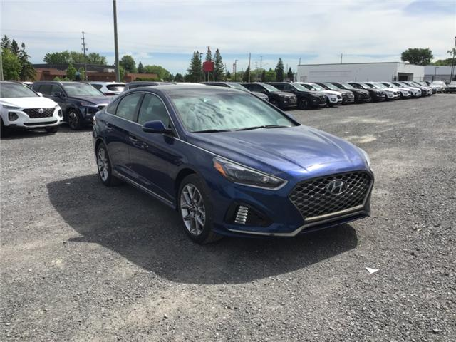 2019 Hyundai Sonata 2.0T Ultimate (Stk: R96160) in Ottawa - Image 1 of 11