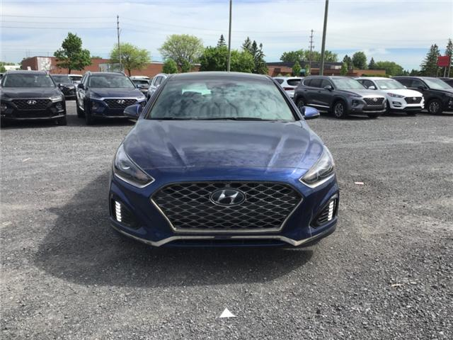 2019 Hyundai Sonata 2.0T Ultimate (Stk: R96160) in Ottawa - Image 2 of 11