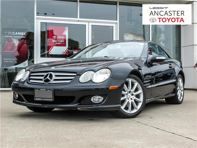 2007 Mercedes-Benz SL-Class Base (Stk: M232A) in Ancaster - Image 1 of 24