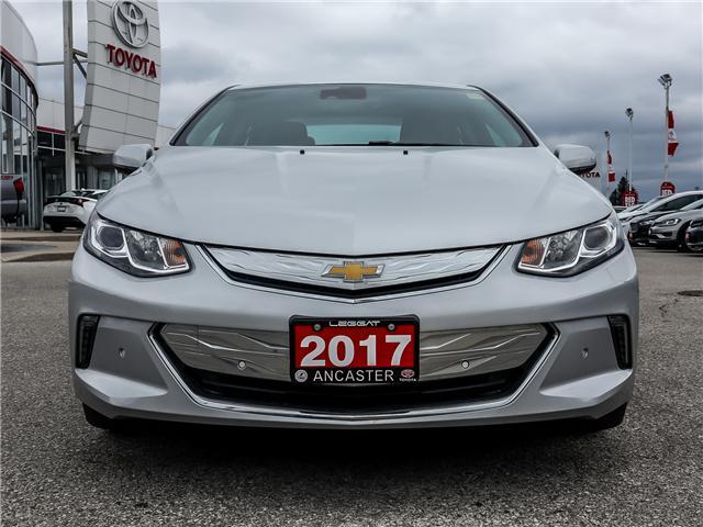 2017 Chevrolet Volt Premier (Stk: F105) in Ancaster - Image 2 of 30