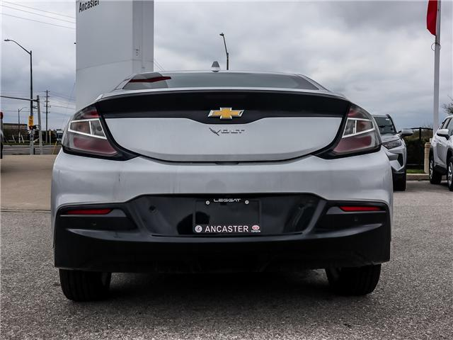 2017 Chevrolet Volt Premier (Stk: F105) in Ancaster - Image 6 of 30