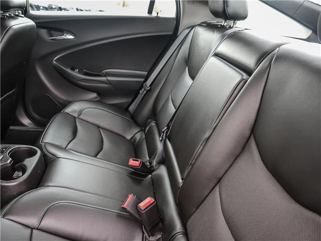 2017 Chevrolet Volt Premier (Stk: F105) in Ancaster - Image 11 of 30
