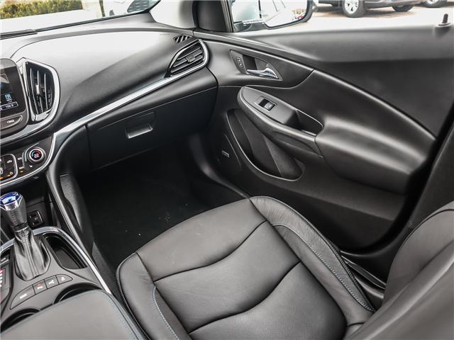 2017 Chevrolet Volt Premier (Stk: F105) in Ancaster - Image 16 of 30
