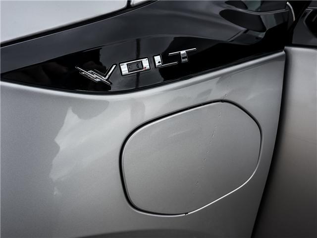 2017 Chevrolet Volt Premier (Stk: F105) in Ancaster - Image 25 of 30