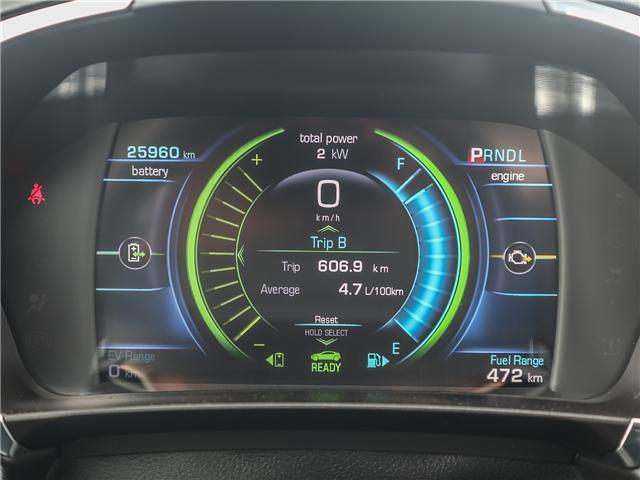 2017 Chevrolet Volt Premier (Stk: F105) in Ancaster - Image 26 of 30