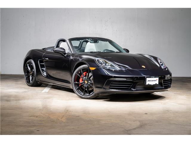 2018 Porsche 718 Boxster S (Stk: VU0448) in Vancouver - Image 4 of 30