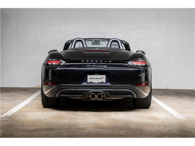 2018 Porsche 718 Boxster S (Stk: VU0448) in Vancouver - Image 7 of 30