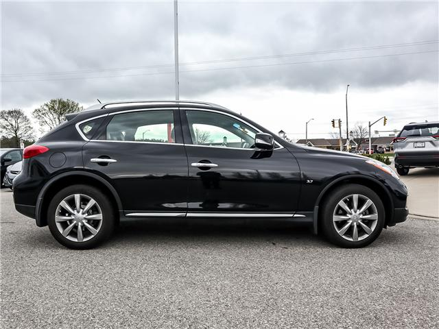 2017 Infiniti QX50 Base (Stk: 3798) in Ancaster - Image 4 of 30