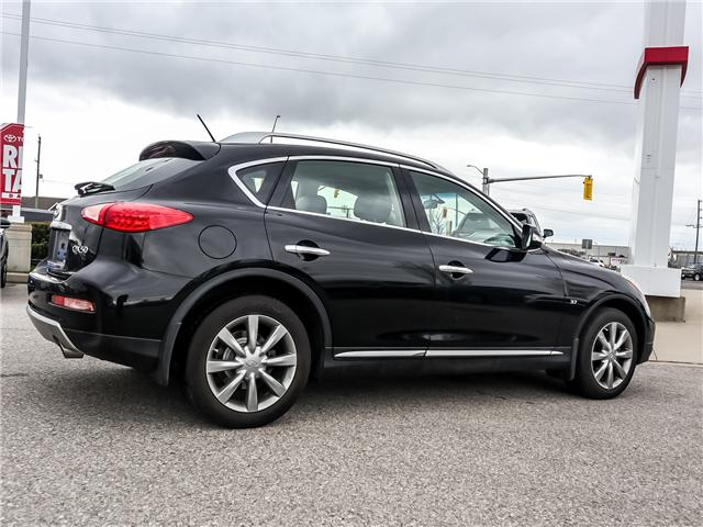 2017 Infiniti QX50 Base (Stk: 3798) in Ancaster - Image 5 of 30
