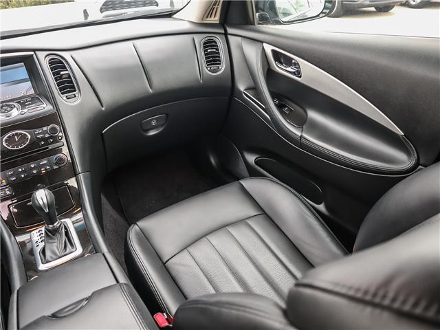 2017 Infiniti QX50 Base (Stk: 3798) in Ancaster - Image 16 of 30