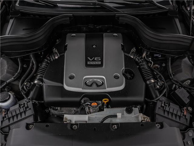 2017 Infiniti QX50 Base (Stk: 3798) in Ancaster - Image 25 of 30