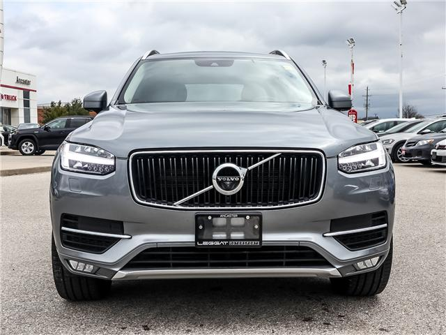2017 Volvo XC90 T6 Momentum (Stk: F115) in Ancaster - Image 2 of 30