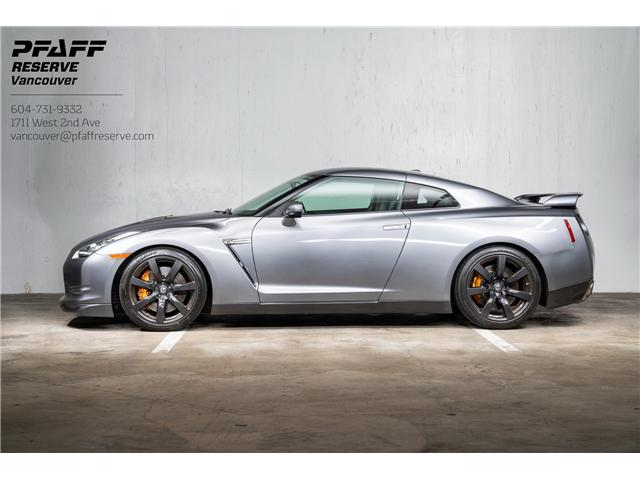 2010 Nissan GT-R Base (Stk: MV0117AB) in Vancouver - Image 2 of 25