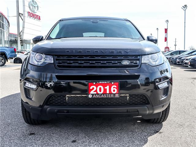 2016 Land Rover Discovery Sport HSE (Stk: F117) in Ancaster - Image 2 of 28