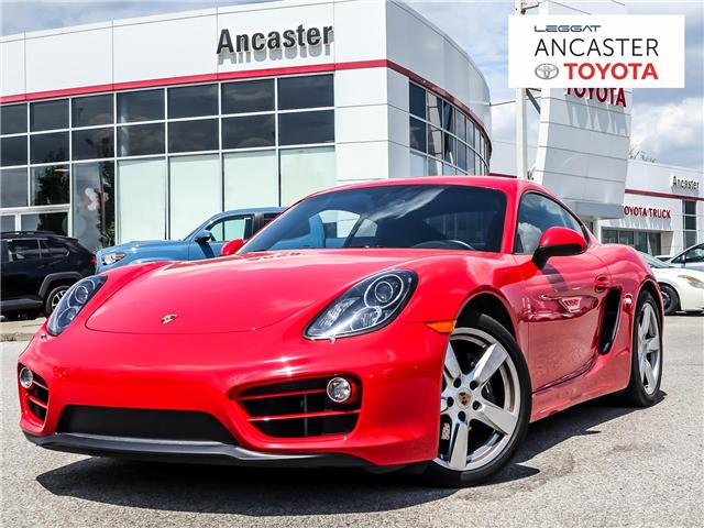 2014 Porsche Cayman Base (Stk: F121) in Ancaster - Image 1 of 23