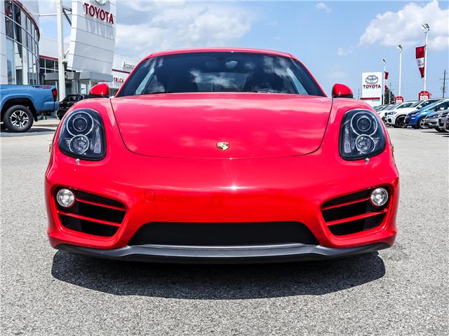 2014 Porsche Cayman Base (Stk: F121) in Ancaster - Image 2 of 23
