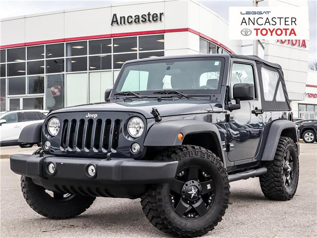 2017 Jeep Wrangler Sport (Stk: 18616AA) in Ancaster - Image 1 of 24