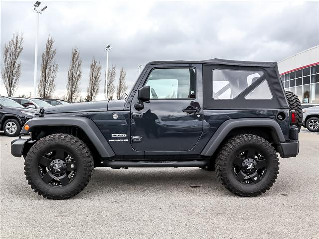 2017 Jeep Wrangler Sport (Stk: 18616AA) in Ancaster - Image 8 of 24