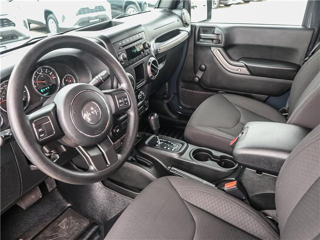 2017 Jeep Wrangler Sport (Stk: 18616AA) in Ancaster - Image 10 of 24