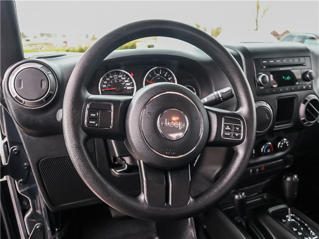 2017 Jeep Wrangler Sport (Stk: 18616AA) in Ancaster - Image 13 of 24
