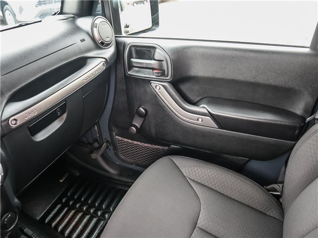 2017 Jeep Wrangler Sport (Stk: 18616AA) in Ancaster - Image 14 of 24